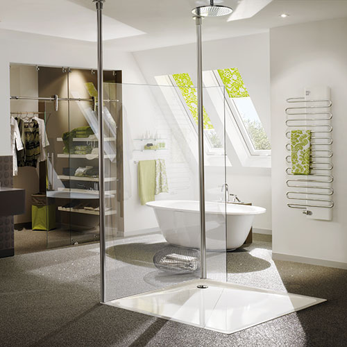 Glas im Bad von Delte Glas aus Grünstadt
